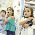 Small classes at French Kindergarten