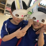 Kids from French International School